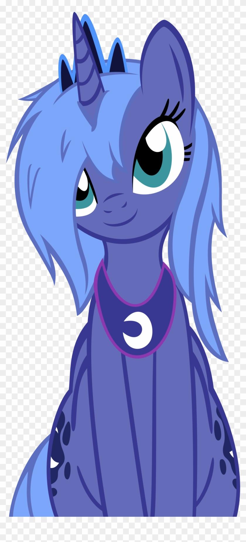 - Princess Luna Twilight Sparkle Rainbow Dash Princess - My Little
