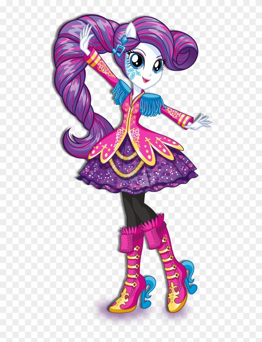 Equestria Girl Rainbow Rocks Rarity