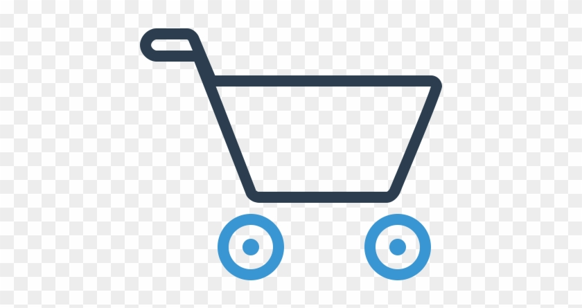 Clipart Basket Png Icon - Online Shopping #1269546