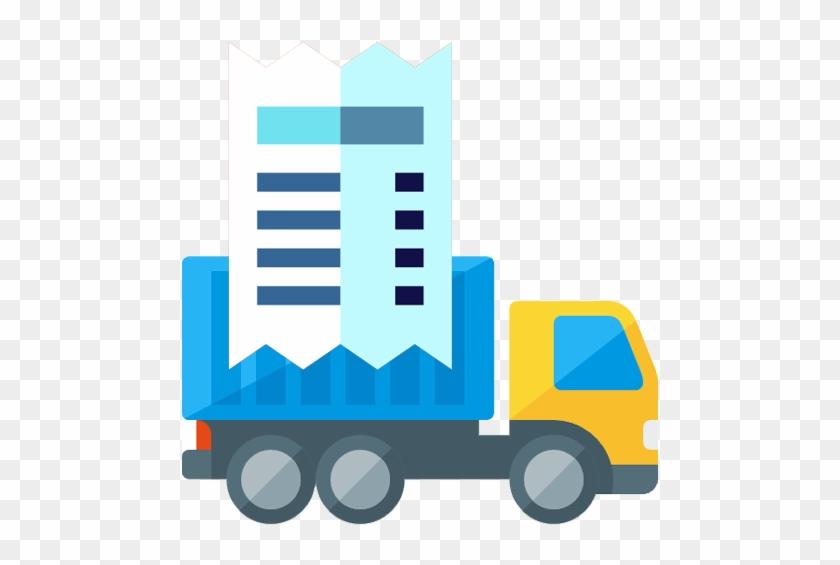 lorry receipt module icon icon container 1271051