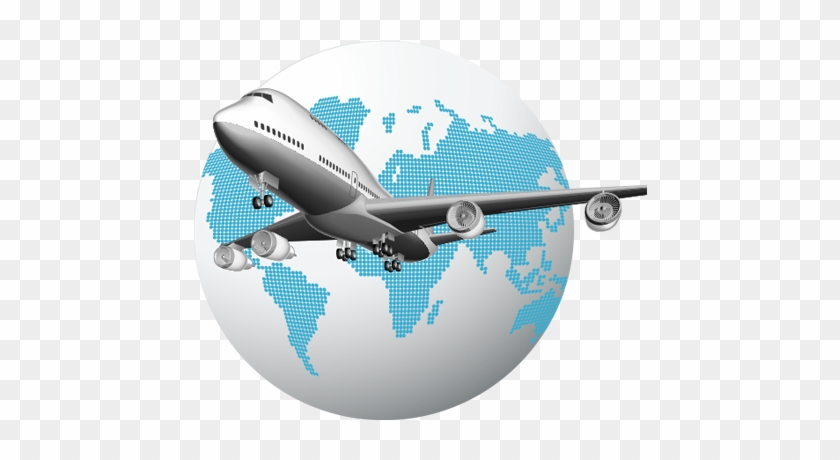 Global Import And Export Air Freight Air Import Free Transparent Png Clipart Images Download