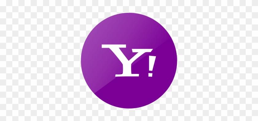 Social Media In Circle - Yahoo #1272432