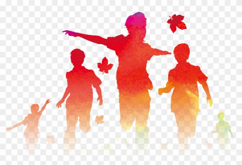 Children Running 1000 805 Transprent Png Free Download Ninos