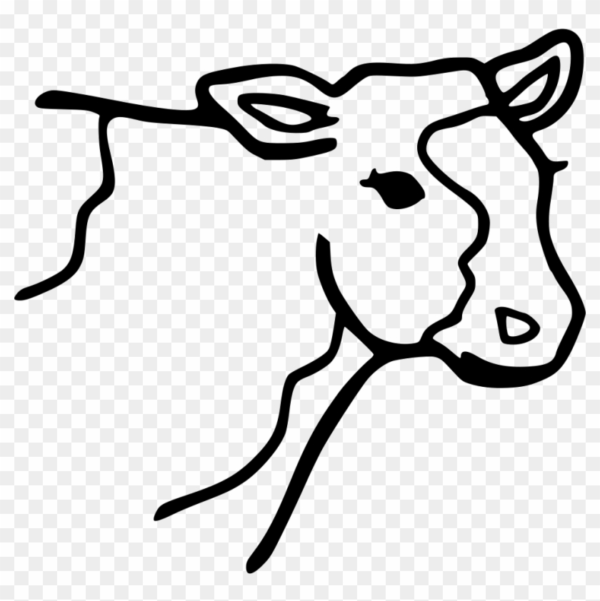 Cow Coloring Pages | Printable cows in the pasture coloring page ... | 842x840