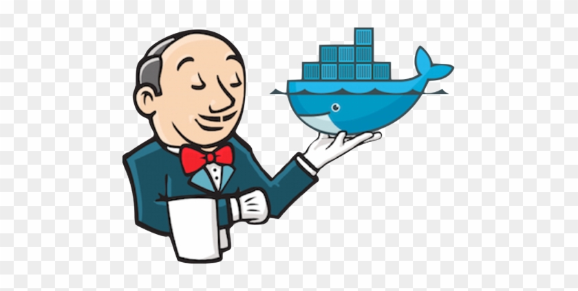 Deep Security With Its Application Control Module Enables - Jenkins Docker Logo #1273713