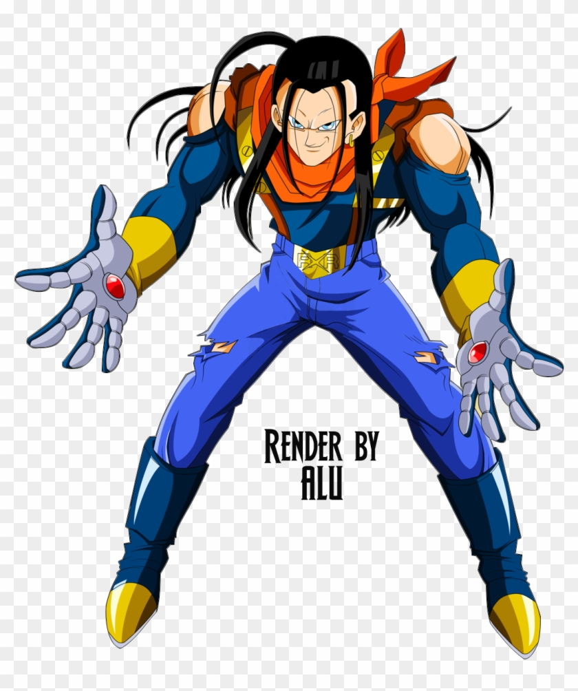 Android 17 Gt