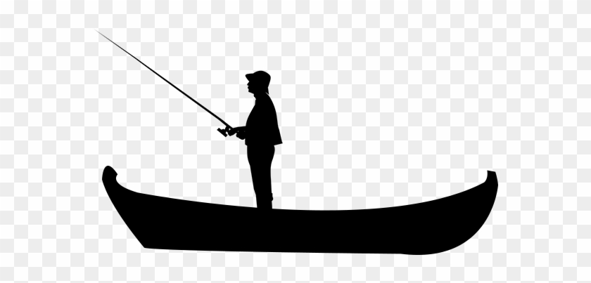 River Region Fishing Experience A World Class Fishing Fishing Boat Silhouette Free Transparent Png Clipart Images Download