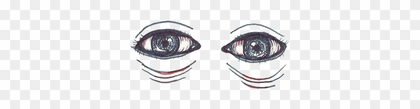 Anime Eyes Transparent Www Imgkid Com The Image Kid - Tired Eyes Quotes #1274089