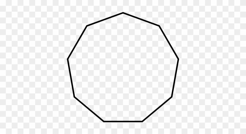This Is A Nonagon 11 Sided Polygon Is Called Free Transparent