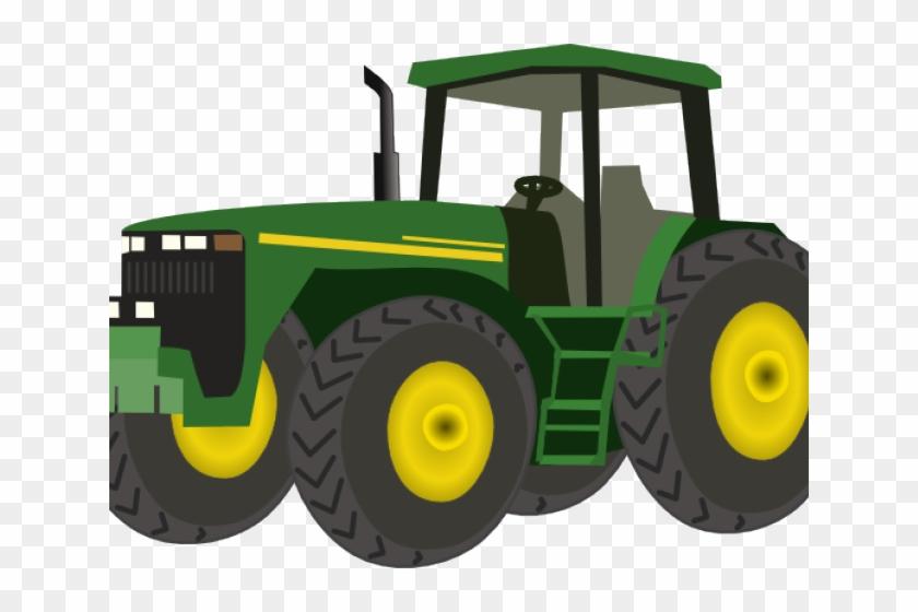 John Deere Clipart Farm Machinery Dessin Tracteur En Couleur Free Transparent Png Clipart Images Download