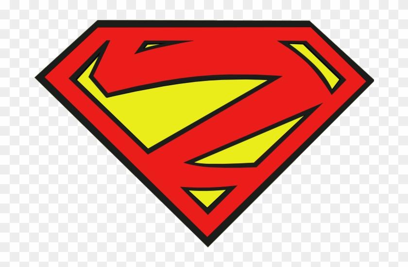 Pencil Drawings Of Superman Logo Download Logo Superman Free