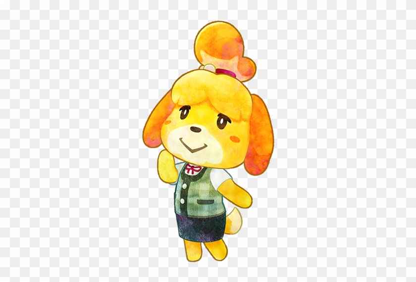 Design Your Own Animal Crossing Home Happy Home Designer Isabelle