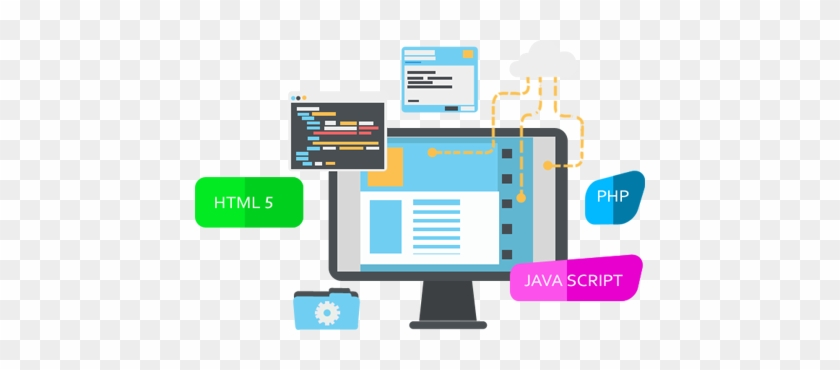We Are An Emerging Web Development Company Working - Web Development