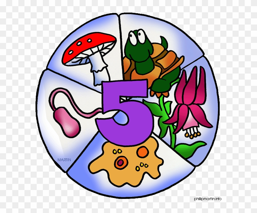 Biological Scientist Clip Art Biology Science Clipart - 5 Kingdom Classification Clipart #1277650