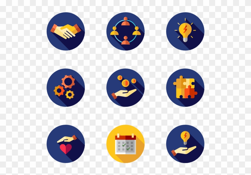 Social Media Icons 30 Free Icons - Gps Icons Png #1277911