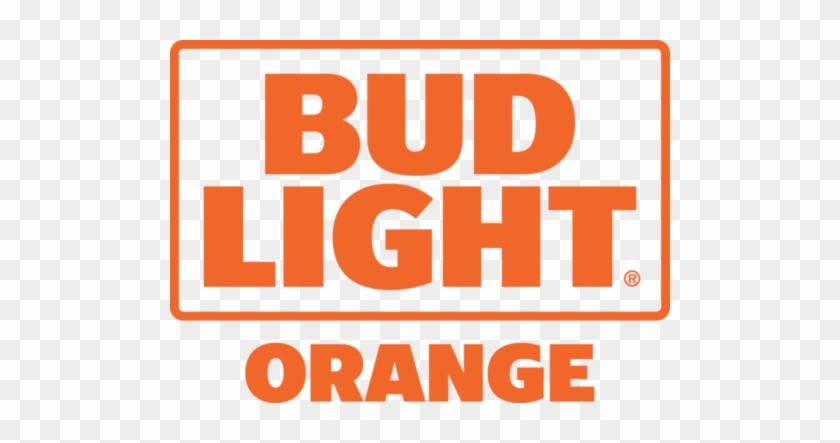Bud Light Orange Logo - Free Transparent PNG Clipart Images