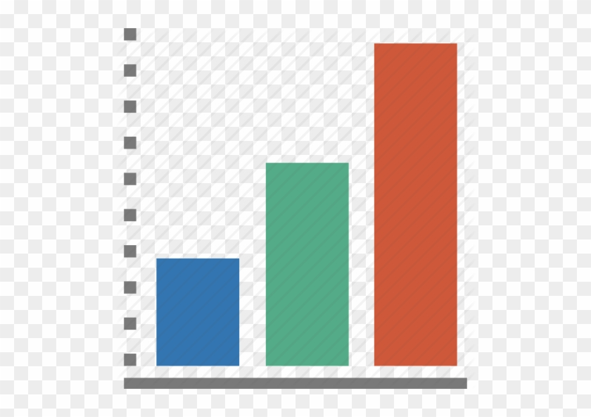 Bar Graph Icon - Paper #1278506