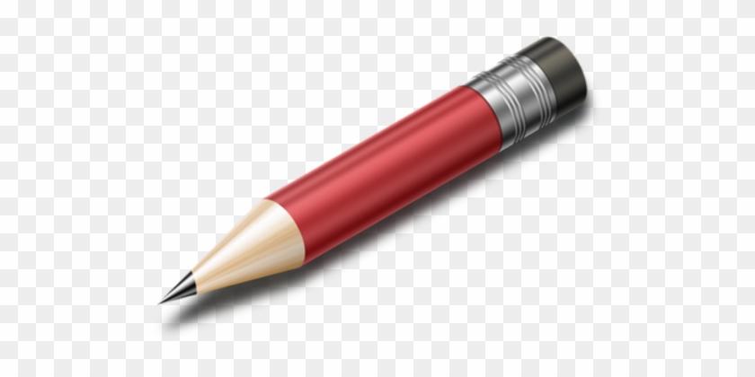 Pencil Office Supplies Clip Art - Adobe Illustrator 3d Designs #1278831