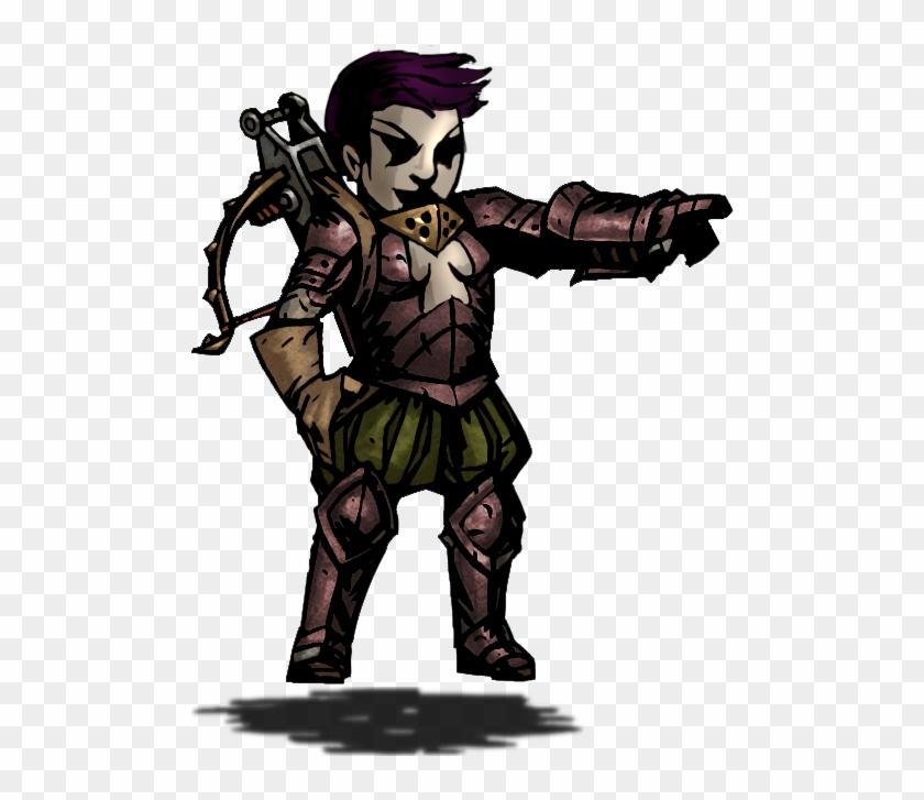 Arbalest Sprite Attack Point - Darkest Dungeon Style Art #1278938