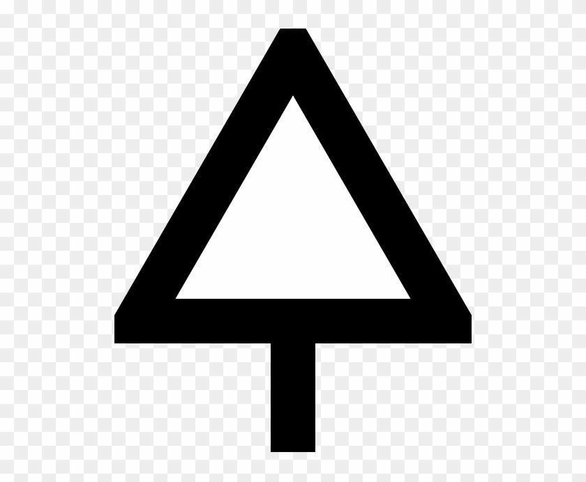 Symbol, Law, Symbols, Judge, Lawyer, Japanese - Forest Symbol On A Map #1279487