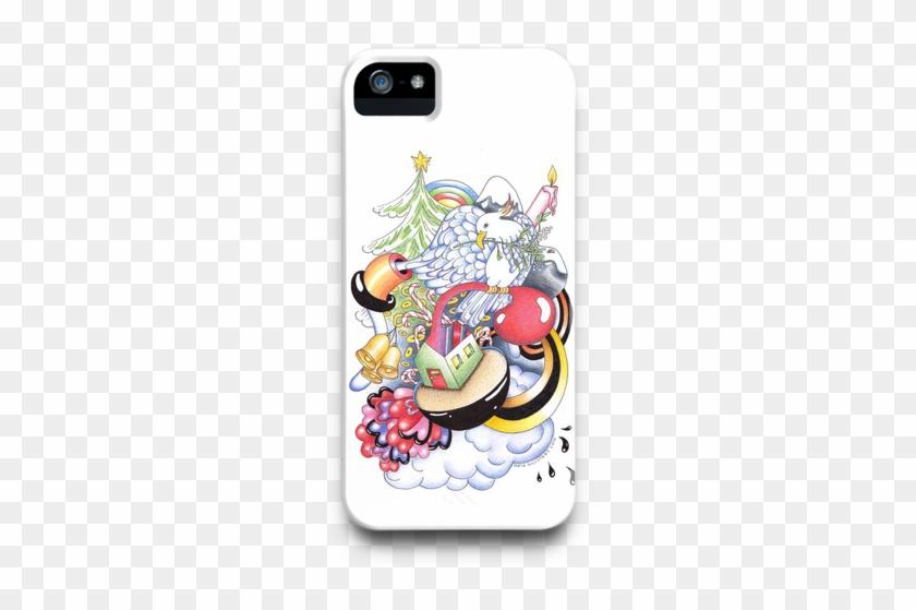 Illustration - Mobile Phone Case #1280053