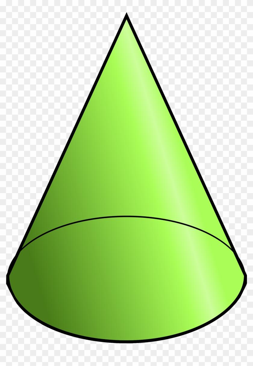Infinite-gonal Pyramid1 - 三角 棱锥 体 #1280936