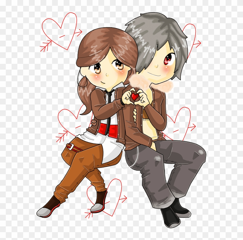 Animated Gif Transparent Anime Love Free Download Love Couple Sticker Gif Free Transparent Png Clipart Images Download