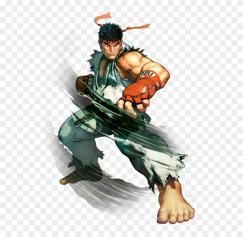 Street Fighter 5 Ryu By Hes6789 Super Smash Bros Ultimate Ryu