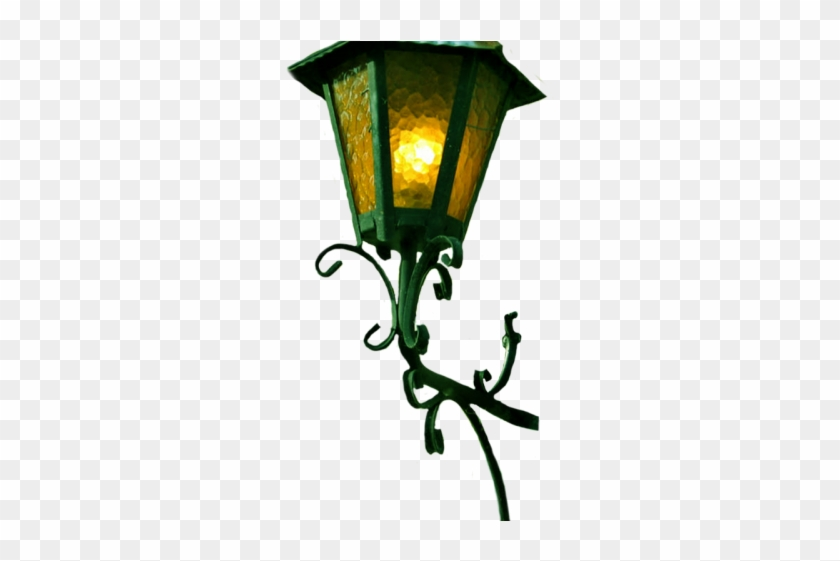 Lamps Clipart Wall Lamp - Street Lamp .png #1285258