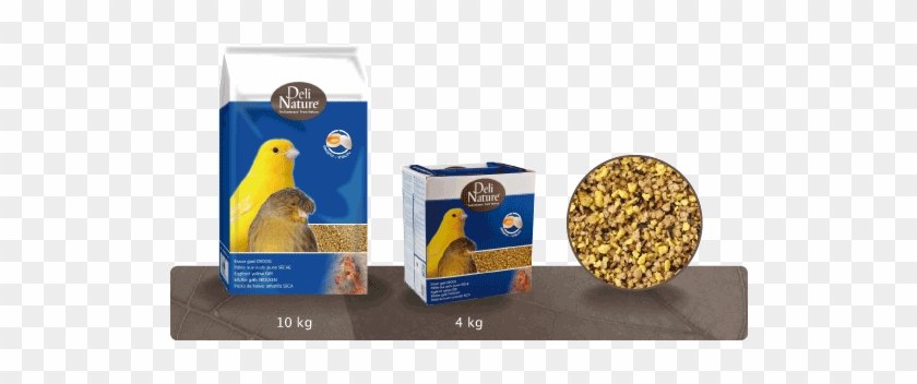 Eggfood Yellow Dry - Deli Nature Egg Food #1285267