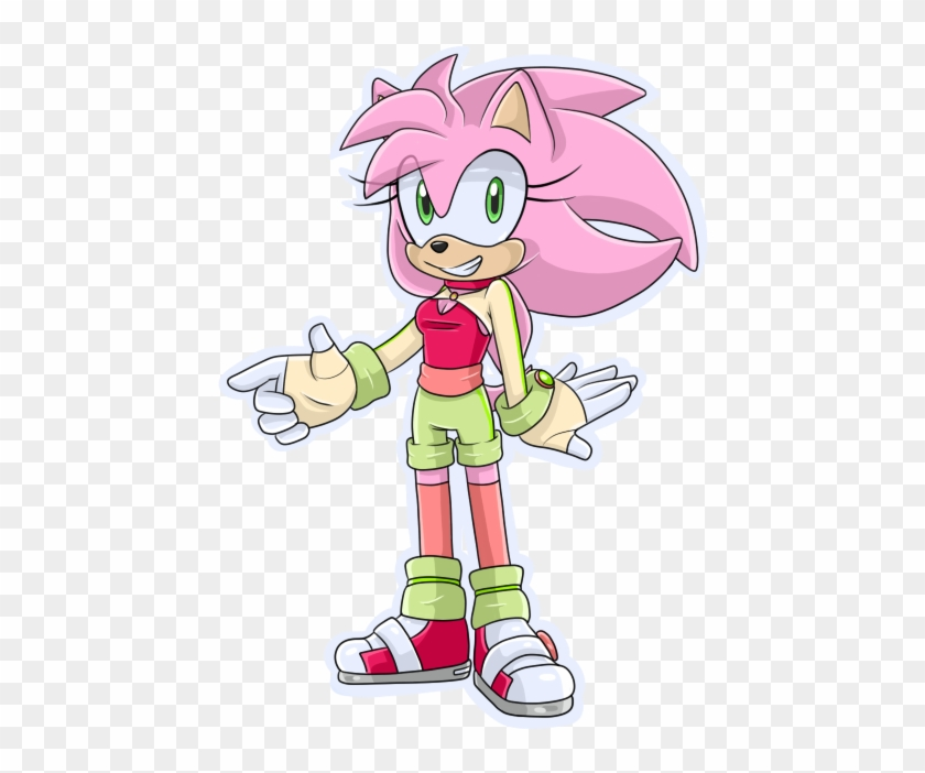 Sonic The Hedgehog Amy Rose Shadow The Hedgehog Sonic Hedgehog Free Transparent Png Clipart Images Download