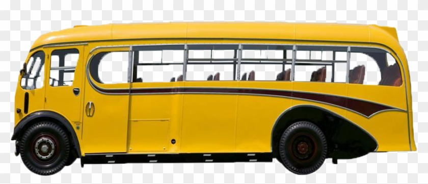 School Bus Yellow Stock Photography Clip Art - Vintage Bus #1288358