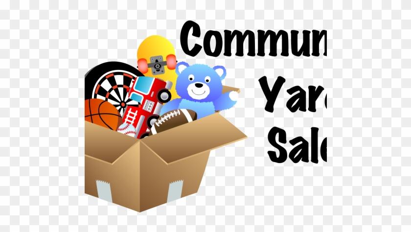 Community Yard Sale Community Yard Sale Flyer Template Free