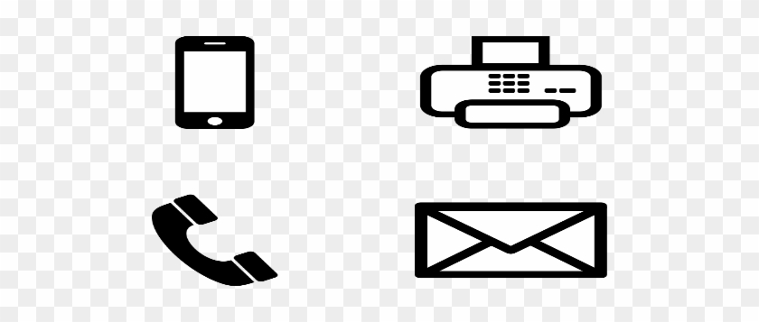 Email Signature Icons Outlook