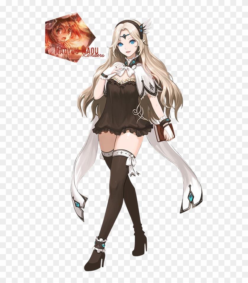 Chica Anime Cuerpo Completo