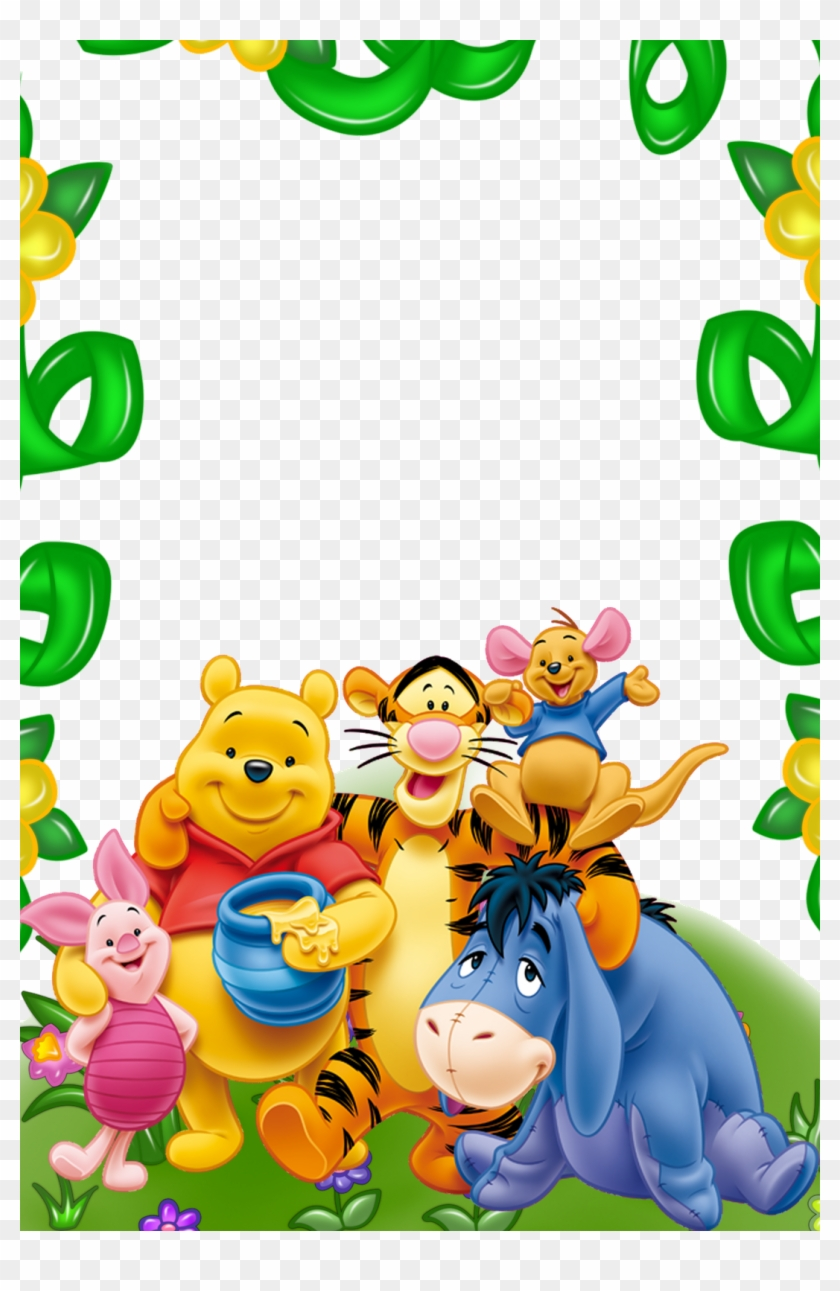Printable Dazzling Winnie The Pooh Friends 16 And Kids Winnie The