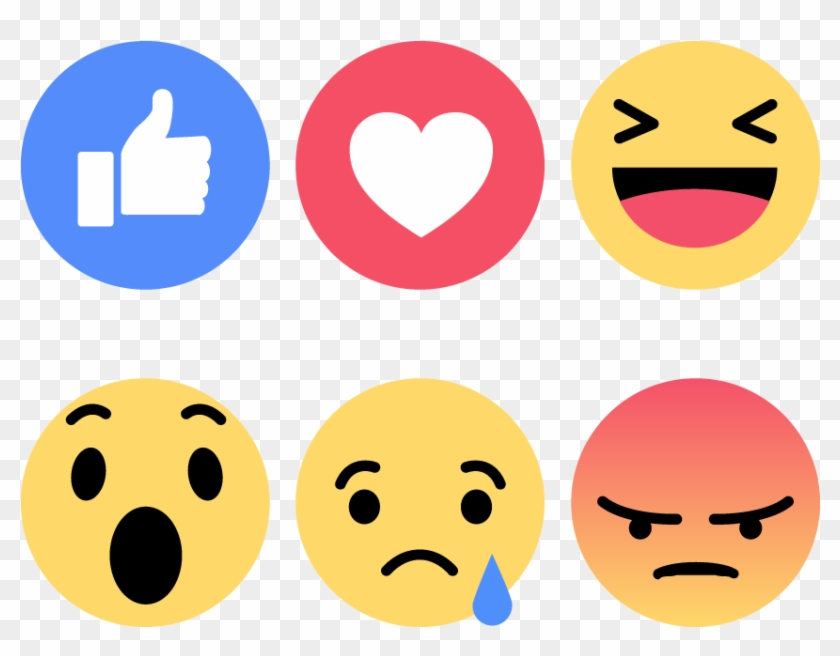 Facebook Emoticons Emoji Faces Vector Icons Like Love Like Love Facebook Png Free Transparent Png Clipart Images Download