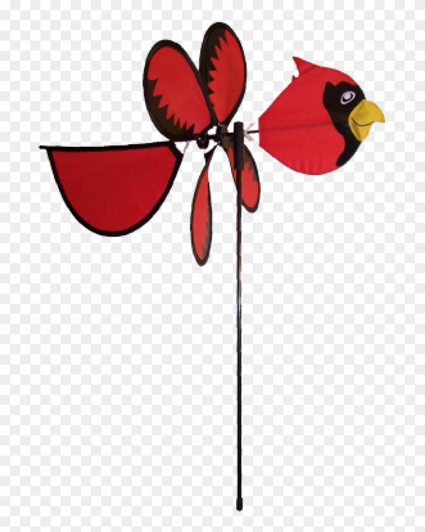 Baby Bug Cardinal - Breeze Cardinal Baby Bird Spinner - Itb2815 #1292347