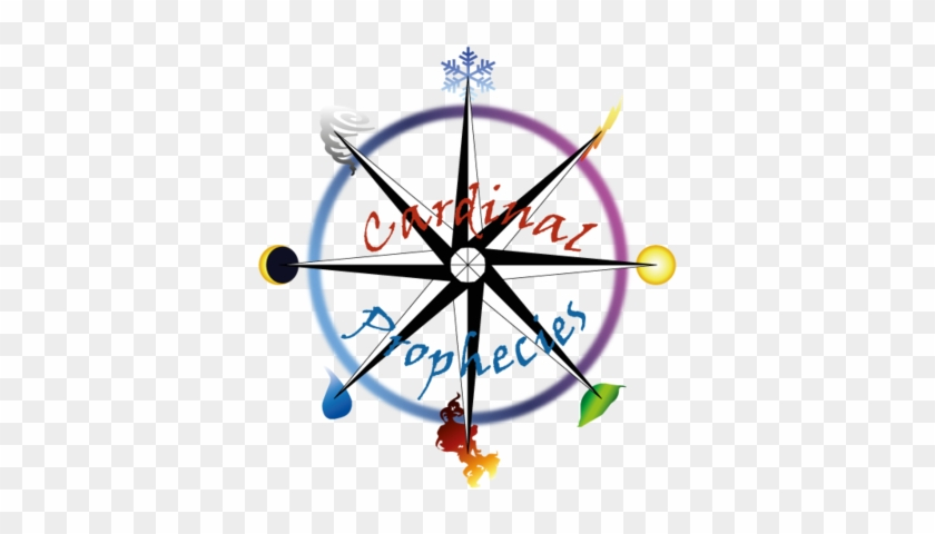 Welcome To The Cardinal Prophecies Simple Compass Tattoo Designs