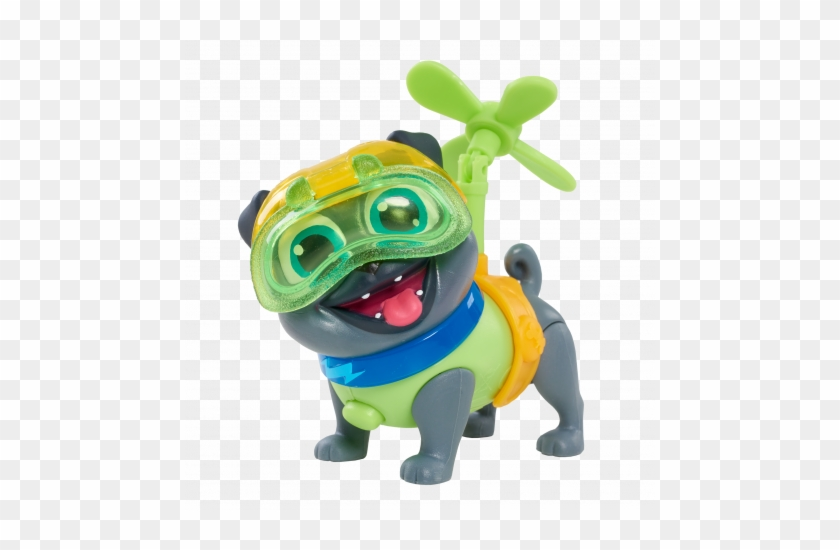 Puppy Dog Pals Light Up Pals On A Mission Helicopter - Puppy Dog Pals Toys #1293619