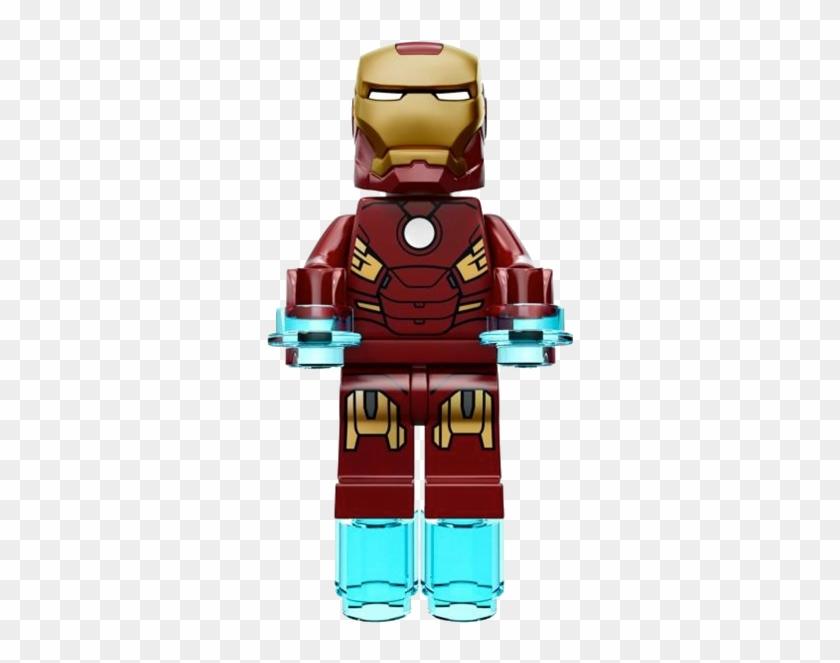 Iron Man Circle Cgi - Marvel Lego Iron Man - Free
