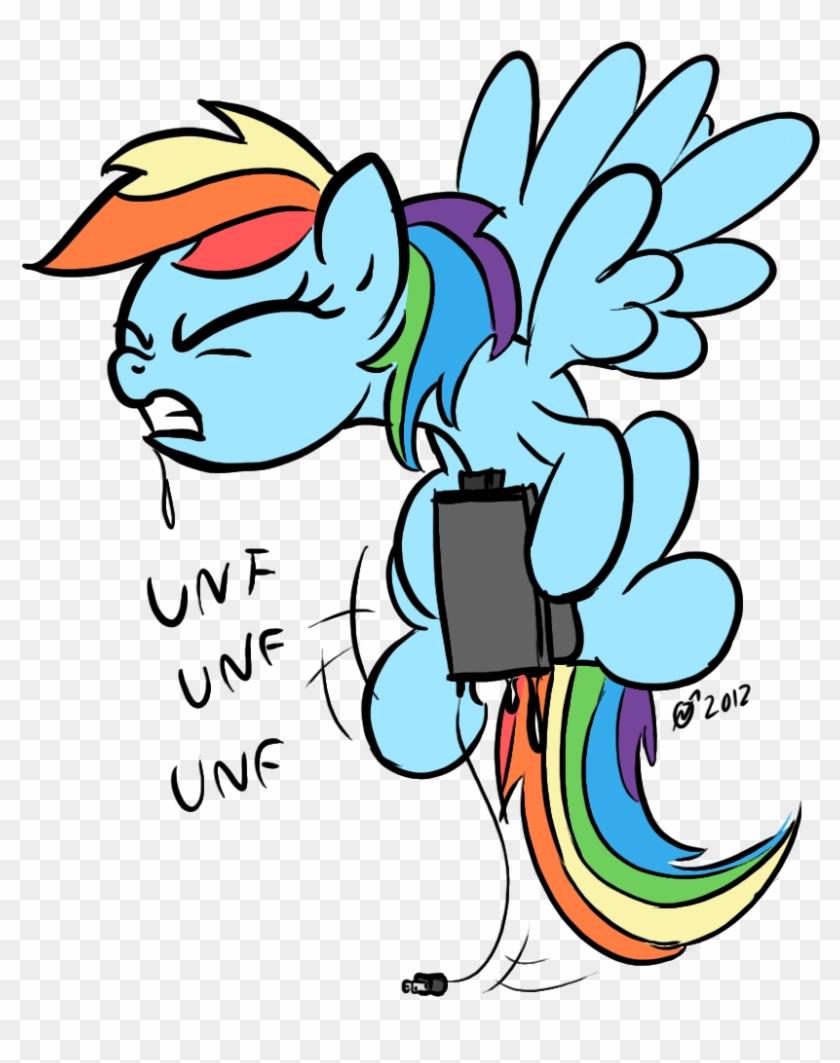 Pony fetish Wooden