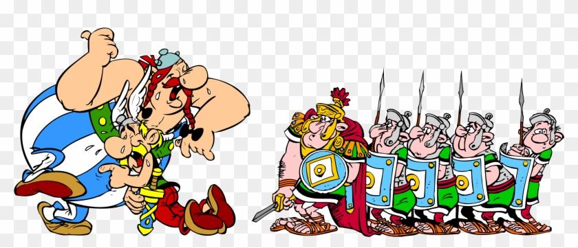 Asterix & Obelix Xxl Asterix And Obelixs Birthday Asterix - Asterix And Obelix #1294119