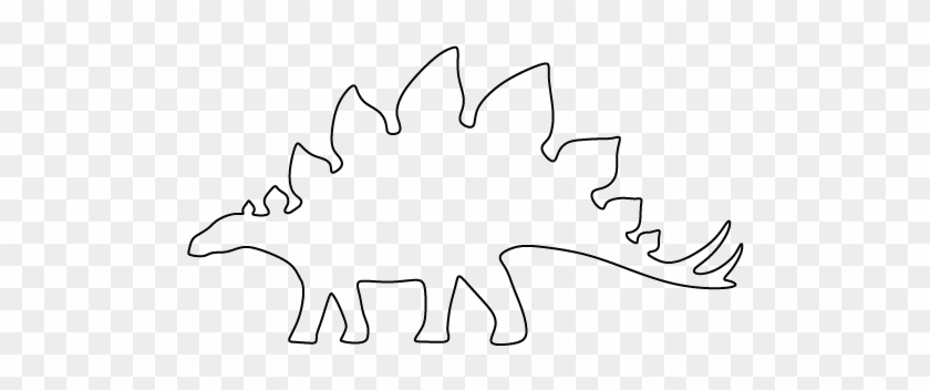 image regarding Dinosaur Stencil Printable identify Retain the services of The Printable Routine For Crafts, Designing Stencils
