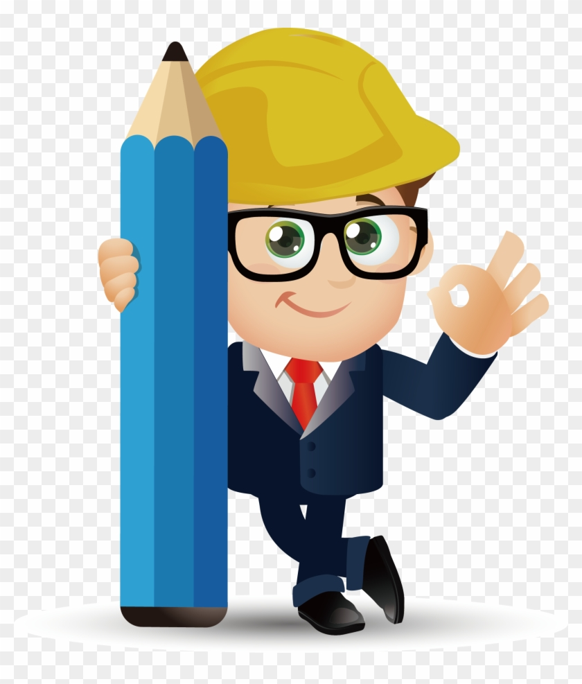 architectural engineer vector material 1885*2127 transprent