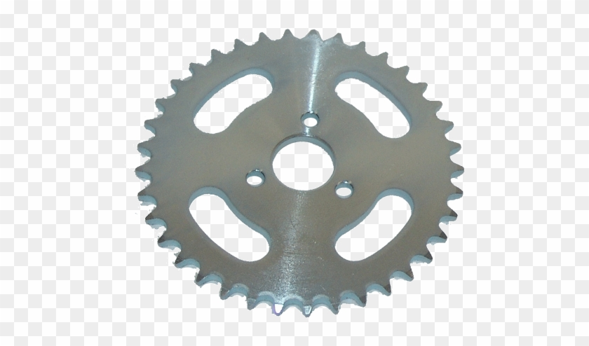 Rear Sprocket Ad 37 Teeth, Bolt Pattern 3 For 420 Chain - Mumbai Picture Shooting Jobs 2018 #1297140
