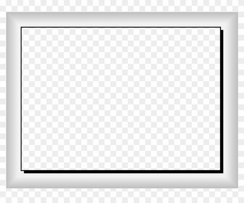 Free Png White Border Frame Png Images Transparent - Masque ...