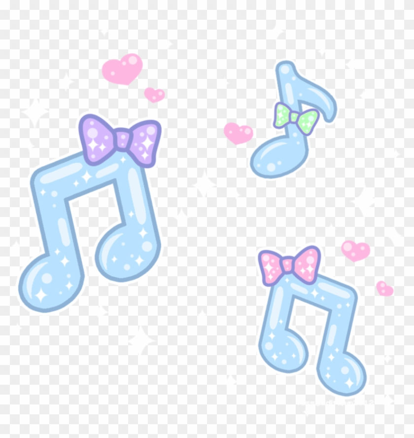 Musical Note Musical Notation Drawing - Cute Music Note Png #1298933