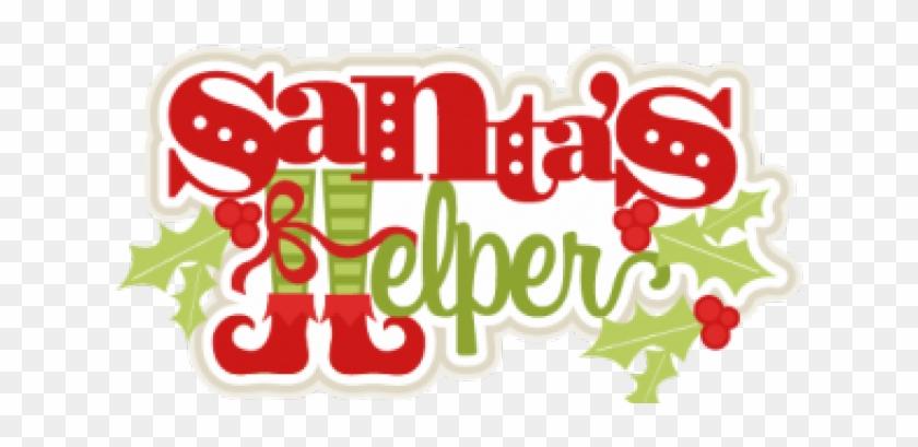 Santa's Helper Cliparts - Santa's Helpers #1299522