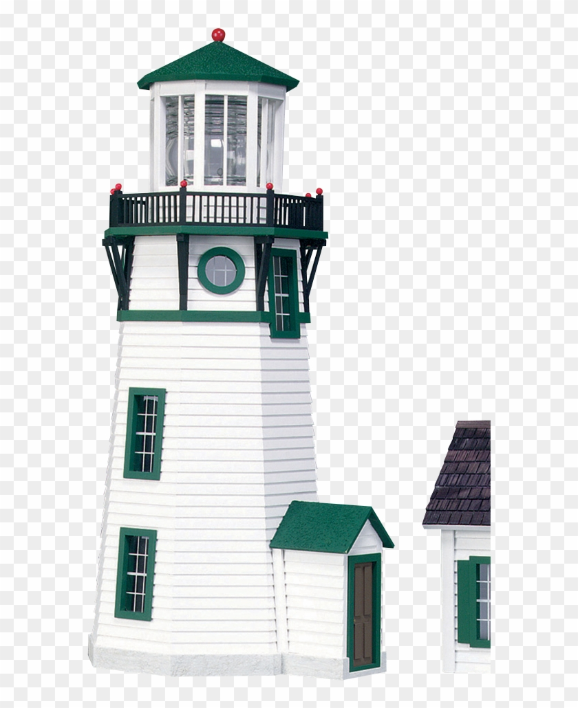Finished 1/2 Scale New England Lighthouse - Real Good Toys Finished 1/2 Scale Lighthouse #1299544